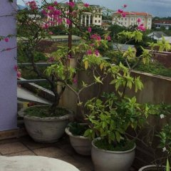 Sunny B Hotel балкон