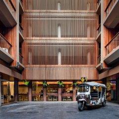 Отель Vela Bangkok Бангкок городской автобус