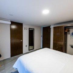 Отель Rochester 10 Мексика, Мехико - отзывы, цены и фото номеров - забронировать отель Rochester 10 онлайн комната для гостей фото 3