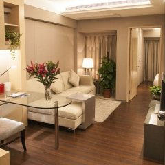 Отель Shenzhen U- Home Apartment Binhe Times Китай, Шэньчжэнь - отзывы, цены и фото номеров - забронировать отель Shenzhen U- Home Apartment Binhe Times онлайн спа фото 2