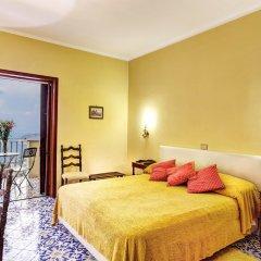 Grand Hotel Hermitage & Villa Romita комната для гостей фото 4