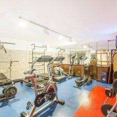 Отель Voramar фитнесс-зал