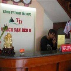 Red Hotel 2 интерьер отеля