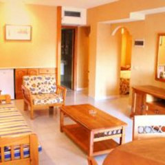 Отель Tagoro Family & Fun Costa Adeje - All Inclusive комната для гостей фото 5