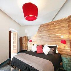 Del Carmen Concept Hotel Гвадалахара комната для гостей фото 2
