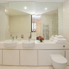 Отель SACO Covent Garden - St Martin's ванная