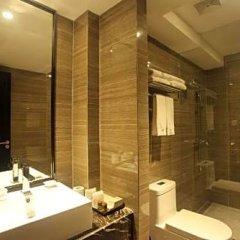 Отель Insail Hotels (Huanshi Road Taojin Metro Station Guangzhou ) Китай, Гуанчжоу - отзывы, цены и фото номеров - забронировать отель Insail Hotels (Huanshi Road Taojin Metro Station Guangzhou ) онлайн ванная