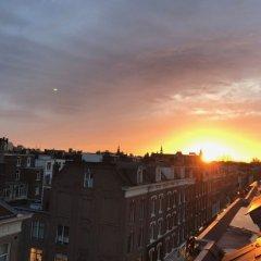 Отель Cornelisz Амстердам балкон
