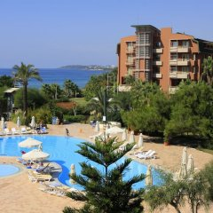Pegasos Club Hotel Турция, Аланья - отзывы, цены и фото номеров - забронировать отель Pegasos Club Hotel - All Inclusive онлайн вид на фасад