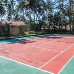 Отель Vivanta By Taj Fort Aguada Гоа спортивное сооружение