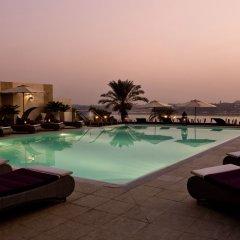 Отель Holiday Inn Cairo Maadi бассейн фото 2