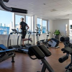Отель Birger Jarl Швеция, Стокгольм - 12 отзывов об отеле, цены и фото номеров - забронировать отель Birger Jarl онлайн фитнесс-зал фото 4