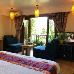 Sapa Elite Hotel удобства в номере