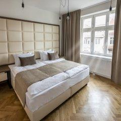 Отель Letna Garden Suites Чехия, Прага - отзывы, цены и фото номеров - забронировать отель Letna Garden Suites онлайн комната для гостей фото 2