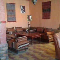 Отель Chez Belkecem Марокко, Мерзуга - отзывы, цены и фото номеров - забронировать отель Chez Belkecem онлайн интерьер отеля фото 3