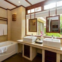 Отель Hoi An Silk Marina Resort & Spa Вьетнам, Хойан - отзывы, цены и фото номеров - забронировать отель Hoi An Silk Marina Resort & Spa онлайн ванная