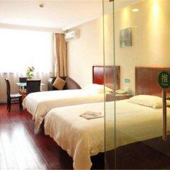 GreenTree Alliance Nantong West Renmin Road Coach Station Hotel комната для гостей