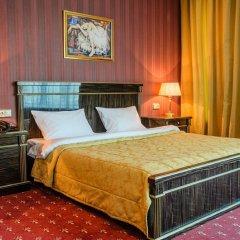 Гостиница SK Royal Москва 4* Стандартный номер с двуспальной кроватью фото 4