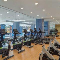 Отель H10 Tindaya фитнесс-зал фото 3