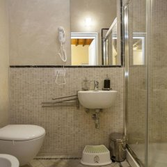 Апартаменты Piccolo Signoria Apartment Флоренция ванная фото 2