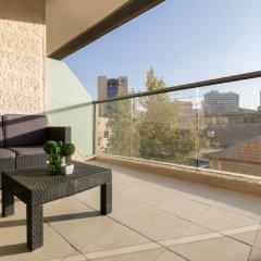 Апартаменты Kook 7 Apartment Иерусалим балкон