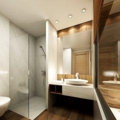 Отель MJ Luxury Suites сауна