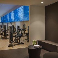Отель AKA Central Park США, Нью-Йорк - отзывы, цены и фото номеров - забронировать отель AKA Central Park онлайн фитнесс-зал