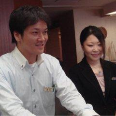Hotel Ichiraku Фукуока гостиничный бар
