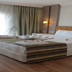 Отель Armas Gul Beach - All Inclusive комната для гостей фото 2