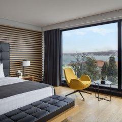 Отель Metropolitan Hotels Bosphorus комната для гостей