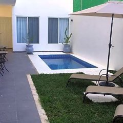 Отель Suite 24 Плая-дель-Кармен фото 8