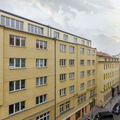 Апартаменты Terrace Apartment Prague комната для гостей фото 4