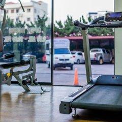 Отель Nova Park фитнесс-зал фото 3
