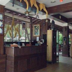 Отель Grand Thai House Resort интерьер отеля фото 2