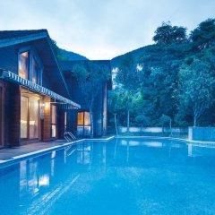 Отель The Interlaken OCT Hotel Shenzhen Китай, Шэньчжэнь - отзывы, цены и фото номеров - забронировать отель The Interlaken OCT Hotel Shenzhen онлайн бассейн фото 2