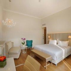 Отель NH Genova Centro комната для гостей