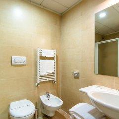 Hotel Concorde Озимо ванная