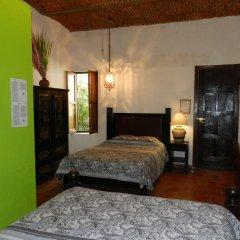 Hotel Rosa Morada Bed and Breakfast комната для гостей