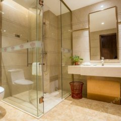 Yongdebao International Hotel Guangzhou ванная фото 2