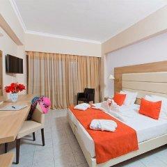 Отель Belair Beach Греция, Родос - 1 отзыв об отеле, цены и фото номеров - забронировать отель Belair Beach онлайн комната для гостей фото 5