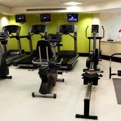 Отель Crowne Plaza Dubai Deira фитнесс-зал фото 3