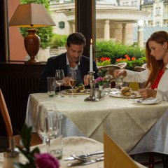 Отель Romance Puškin питание