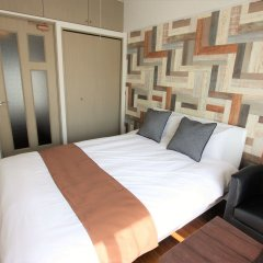 Отель Pure Tenjin Фукуока комната для гостей фото 4