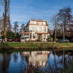 Отель Alp de Veenen Hotel Нидерланды, Амстелвен - отзывы, цены и фото номеров - забронировать отель Alp de Veenen Hotel онлайн приотельная территория