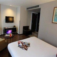 Отель The Dawin Бангкок комната для гостей фото 4