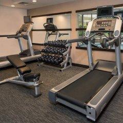 Отель Courtyard Arlington Rosslyn фитнесс-зал фото 3