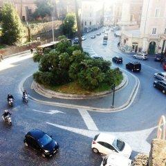 Отель Fiori парковка