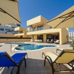 Отель Fig Tree Bay Villa 10 Кипр, Протарас - отзывы, цены и фото номеров - забронировать отель Fig Tree Bay Villa 10 онлайн бассейн