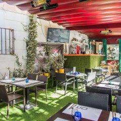 Отель Suites Feria de Madrid бассейн