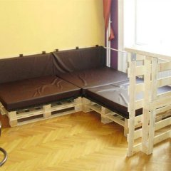 Отель All-Central Hostel Венгрия, Будапешт - 1 отзыв об отеле, цены и фото номеров - забронировать отель All-Central Hostel онлайн комната для гостей фото 2